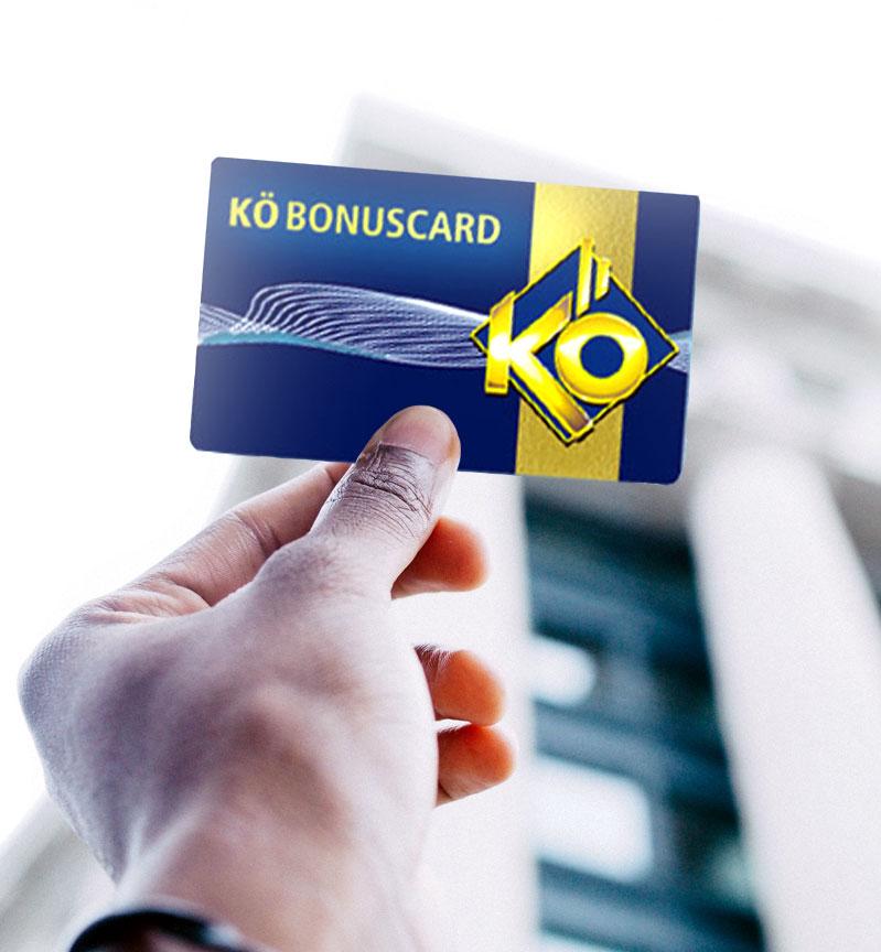 KÖ Bonuscard