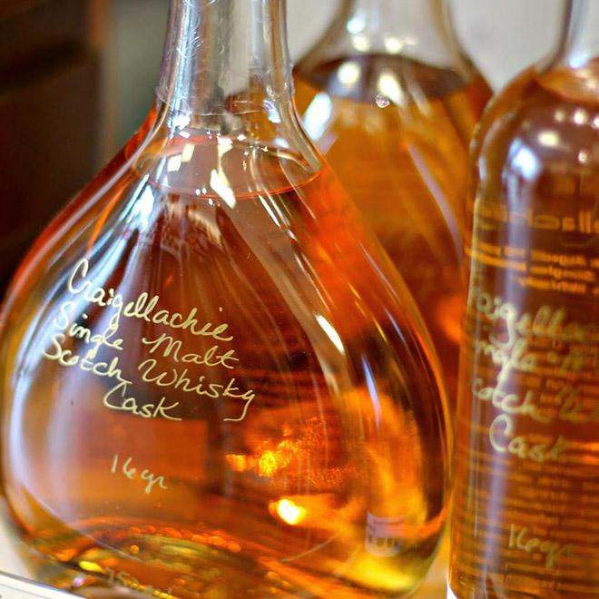 Whisky Tasteing in der Königs-Galerie