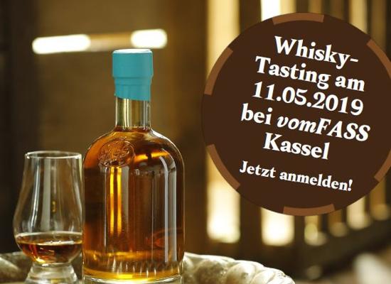Vom Fass - Exklusives Whisky Tasting - Jetzt anmelden!
