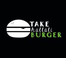 Take hallali Burger