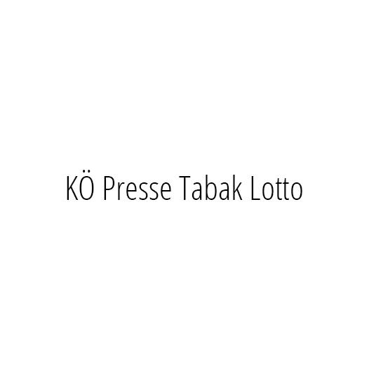 KÖ Presse Tabak Lotto