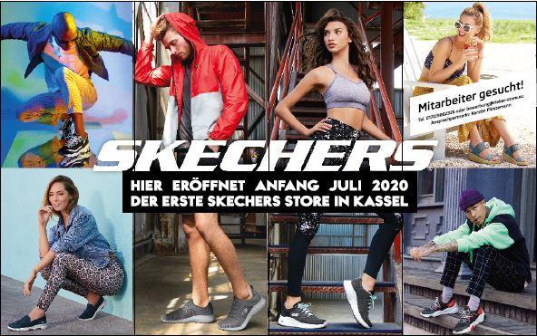 Neueröffnung: Erster SKECHERS Store in Kassel