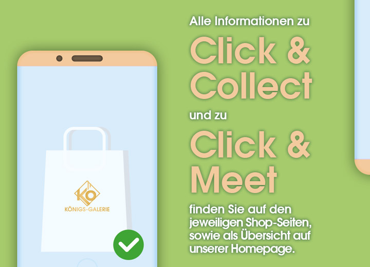 Click & Collect Informationen