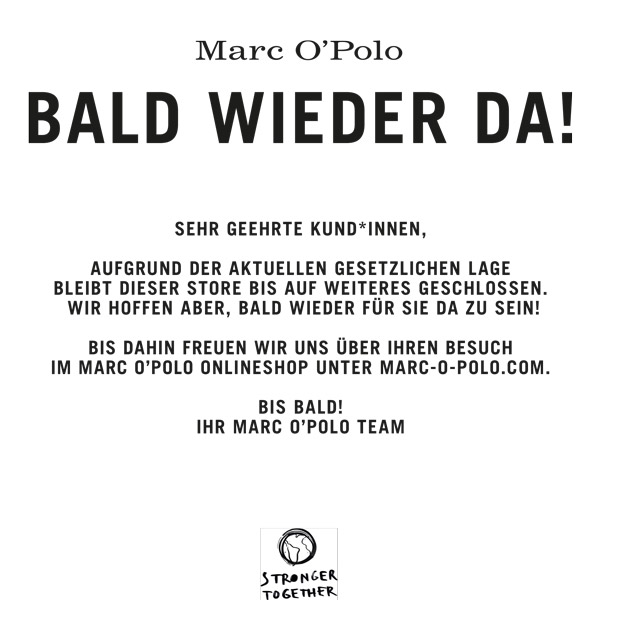 Mac O'Polo – Bald wieder da!
