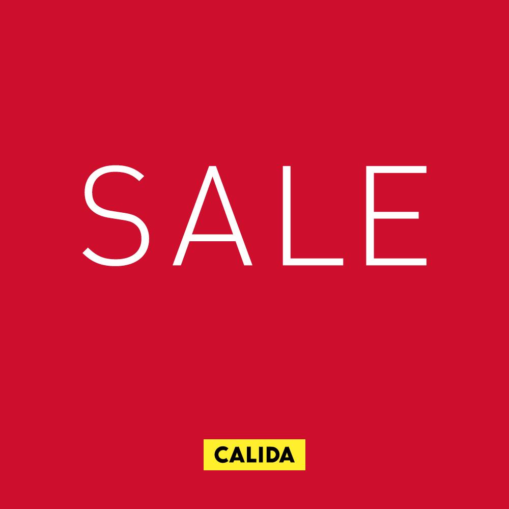CALIDA – SALE